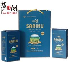 萨日湖 蓝色品味小米 4kg