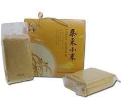 旭民丰 小米黄盒 300g*8