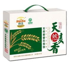 鸿兴食佳面粉天然麦香礼盒 4kg