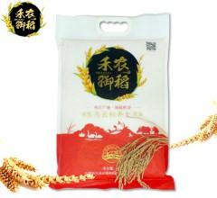 禾农御稻东北大米正宗五常大米生态长粒香米 5kg/袋