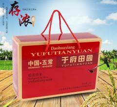 五常稻花香2号 5公斤装 真空米砖(红色礼盒)