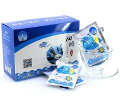 龙江同江特产 野生即食马哈鱼干(原味,香辣)350g×3盒(原价135元/3盒)