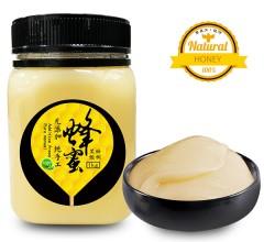 北玄沃野 龙江饶河黑蜂椴树蜜 无添加 纯手工  东北特产  1kg/罐