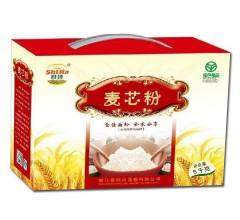 鸿兴食佳面粉麦芯粉礼盒 5kg