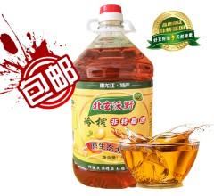北玄沃野笨榨大豆油(塑料桶5L)