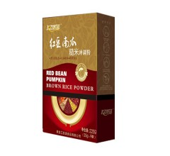 红豆南瓜糙米复合冲调粉 225g