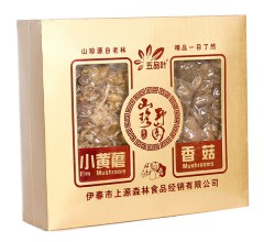 黄磨+香菇 350g