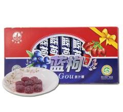 哈天鹅蓝枸软糖 200g/盒