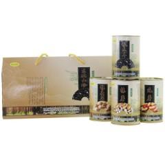 山珍礼包(榛蘑、元蘑、猴头菇各50g、秋木耳100g)