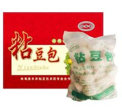正宗东北白粘豆包  1kg/5kg