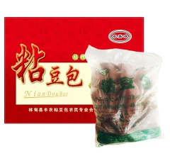正宗东北黑粘豆包  1kg/5kg