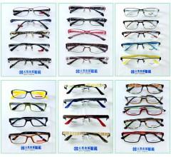 成人近视镜(具体镜片、眼镜框的款式到店选取,以店内实物为准)