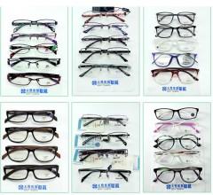 成人老花镜(具体镜片、眼镜框的款式到店选取,以店内实物为准)