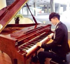 东北石油大学钢琴主教教师刘希钰,一对一传统钢琴45分钟