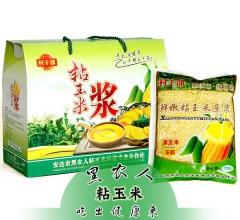 黑农人 鲜玉米浆 (250g*5袋)/箱