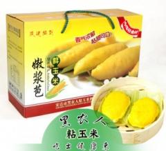 黑农人 鲜玉米嫩浆苞 (120g*25袋)/箱