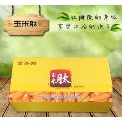 金易翔  玉米肽  0.5克X6粒X10袋