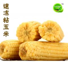 速冻粘玉米  20棒/箱
