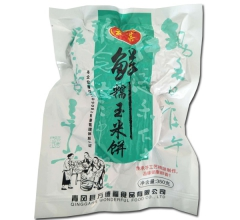 黄玉米饼(咸口)一袋3个,350g