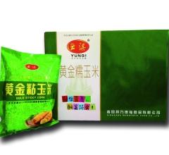 黄金粘玉米(黄),每箱8袋2穗