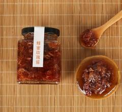 蜂蜜玫瑰酱  240G