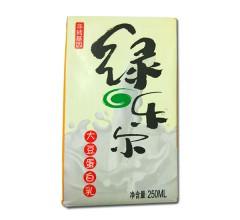 绿乐尔●大豆蛋白乳(非转基因) 250ml