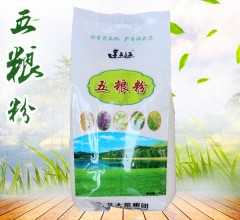 五粮粉塑料袋装 1.5KG