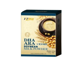 DHA ARA豆浆冲调粉 225g/盒