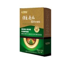绿豆南瓜糙米冲调粉 225g/盒
