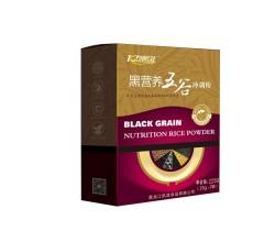 黑营养五谷冲调粉 225g/盒
