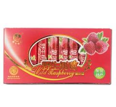 哈天鹅野生树莓原汁糖 200g/盒