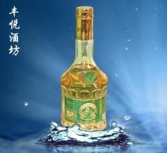 金花葵酒 省优产品 40%vol 495ml