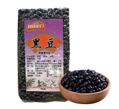永胜豆类东北五谷杂粮养生豆黑豆 400g