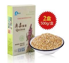 奥嘉藜麦方砖黄金谷物营养健康 500g/盒