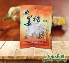 姜糖•红枣 98g/袋