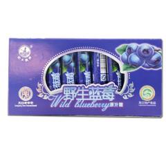 哈天鹅野生蓝莓原汁糖 200g/盒