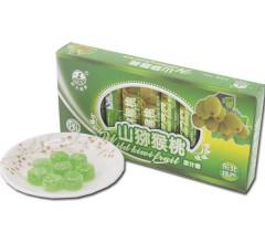 哈天鹅山猕猴桃软糖 200g/盒