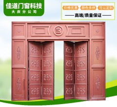 折叠门 可定制 颜色多样 品种齐全
