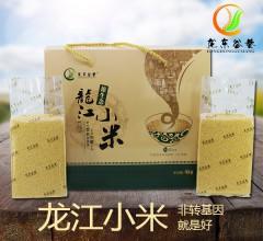 龙江小米(原生态)4kg(400g*10袋)