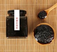 柒然 黑糖玫瑰酱 (买一赠一)不添加任何香精色素防腐剂等添加剂 240g