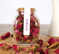 柒然玫瑰法兰西玫瑰茶50g (买一赠一)