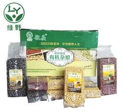 杂豆组合5kg(6袋黄豆,2袋黑豆,2袋红小豆)