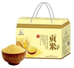 金秋云泽贡米礼盒 5kg