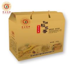 含硒稻花香 5kg 礼盒装 健康 营养 黑龙江方正产区