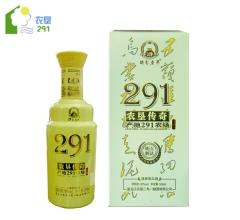 瑞谷嘉年 农垦传奇  清香型   白酒 46°vol  500ml