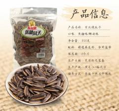 东北佬瓜子系列(红枣、焦糖、椰奶、原味)300g*20袋/箱