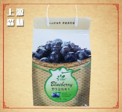 东北野生蓝莓果干无添加(礼品装)500g/袋