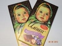 俄罗斯娃娃巧克力