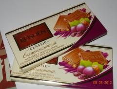 俄罗斯巧克力 乌克兰巧克力  各种口味