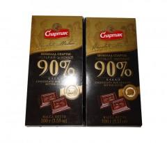Шоколад спартак горький- элитный: 斯巴达克精典巧克力